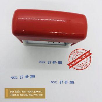 Sản phẩm dấu ngày sản xuất mẫu 05