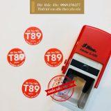Dấu Đã thu tiền T89 Mobile
