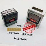 Dấu logo WIZMAN a2