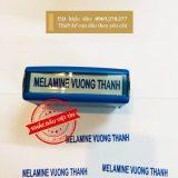 Dấu tự thiết kế Melamine Vuong Thanh