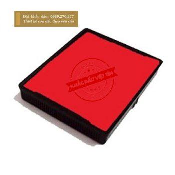 tampon Shiny S-542 đỏ